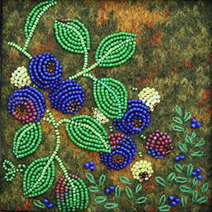 Beadwork by Jo Wood