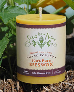 Linda Newman Beeswax products