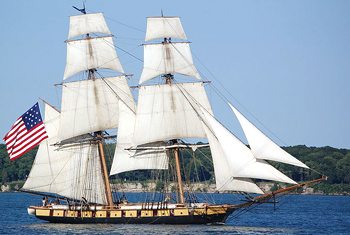 Tall Ship Flagship Niagara Travel Lake Superior