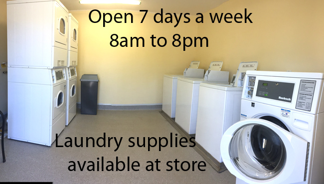 Crystal Beach Laundry Shuniah